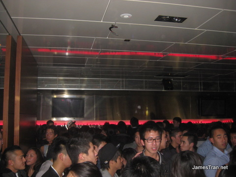 Perfect @ Pontoon Bar - asian crowd rnb club sydney